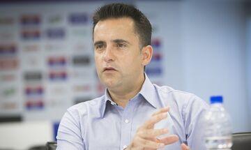 ΠΑΟΚ: Παραμένει ο Μπράνκο - Δεν έγινε δεκτή η παραίτησή του