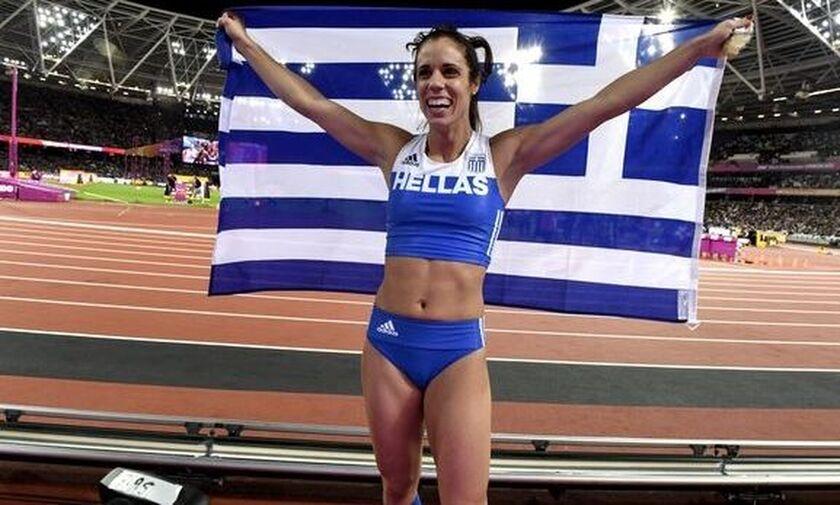 Η ΕΟΕ πρότεινε την Στεφανίδη για την Επιτροπή Αθλητών της ΔΟΕ