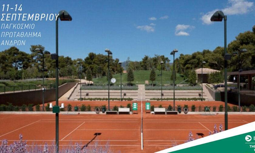 Davis Cup: Στα πολύ δύσκολα η Ελλάδα - To πρόγραμμα των αγώνων (vid)