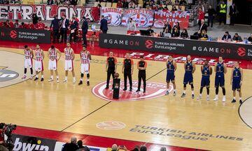 Σύσκεψη της EuroLeague με Ολυμπιακό, Παναθηναϊκό στο υφυπουργείο Αθλητισμού