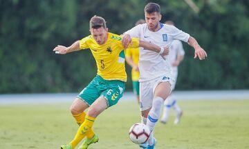 Ελλάδα - Λιθουανία 1-0: Ο Μπουζούκης έδωσε τη λύση στο 80΄ (βαθμολογία)