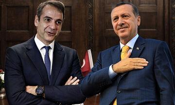 «Κλείδωσε» η συνάντηση Ερντογάν - Μητσοτάκη στη Νέα Υόρκη