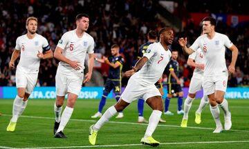 Αγγλία - Κόσοβο: Πώς το 0-1 έγινε σε 45 λεπτά 5-1! vid)