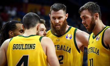Mundobasket 2019: Live Streaming: Αυστραλία - Τσεχία (16:00)