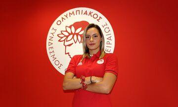 Ολυμπιακός: Ανακοίνωσε την Όλγα Ντάλλα (pic)