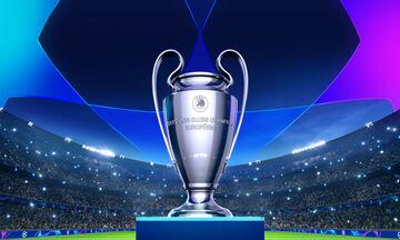 Champions League: 18ος ο Ολυμπιακός και 29ος ο Παναθηναϊκός σε βαθμούς!
