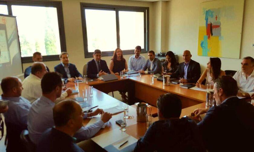 Euroleague: Σύσκεψη για ασφάλεια γηπέδων και πρόληψη βίας, παρουσία Αυγενάκη, Ολυμπιακού και ΠΑΟ