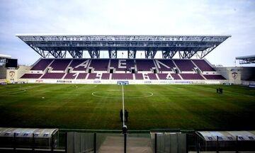 Θα γίνουν διορθωτικές κινήσεις για τον αγωνιστικό χώρο του AEL FC Arena