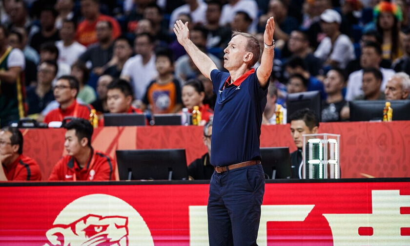 Mundobasket 2019: Κολέ: «Έλειπε η εμπειρία από τις ΗΠΑ και αυτό φάνηκε»