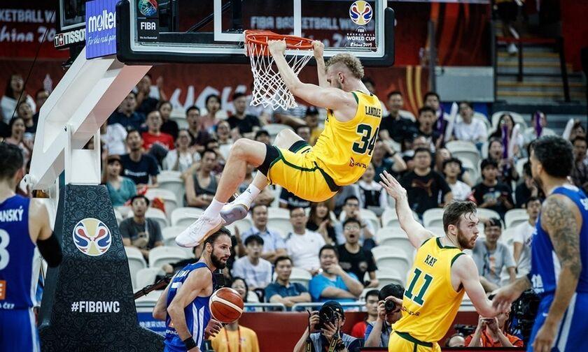 Aυστραλία - Τσεχία 84-70: Τα «καγκουρό» στα ημιτελικά (highlights)