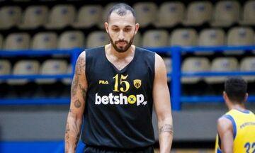 AEK: Τραυματίστηκε ο Χρυσικόπουλος