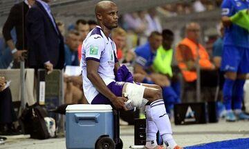 Xάνει, λόγω τραυματισμού, το ματς προς τιμήν του ο Κομπανί!