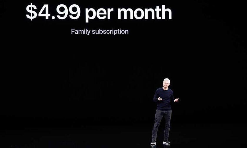 Η Apple με 5.99 $ απειλεί Netflix και  Amazon