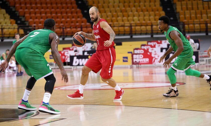 Ολυμπιακός - Ούνικς Καζάν 62-67: Κόστισαν οι απουσίες