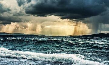 Καιρός: Καταιγίδες στη Μακεδονία, νεφώσεις στην υπόλοιπη χώρα
