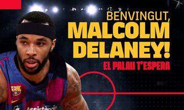 Μπαρτσελόνα: Ανακοίνωσε τον Ντιλέινι για 1+1 χρόνο! (pic)