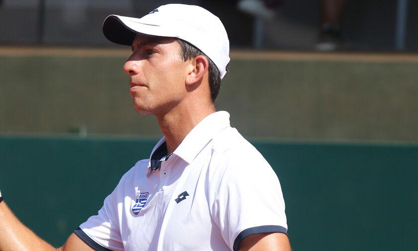 Davis Cup: Μάιχρζακ - Περβολαράκης 2-0 (HIGHLIGHTS)