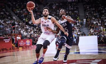 Μίτσιτς: «Όλοι σκέφτονταν τελικό Σερβία - ΗΠΑ, αλλά...»