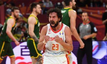 Ισπανία - Αυστραλία 95-88: Θρίλερ δύο παρατάσεων και τελικό οι Ισπανοί!