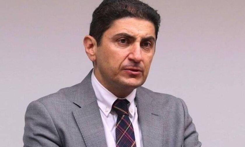Αυγενάκης: «Το Ηράκλειο να γίνει το σπίτι των Εθνικών μας ομάδων»