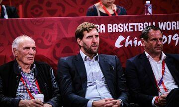 Ο Νοβίτσκι Πρόεδρος της επιτροπής παικτών της FIBA - Στην επιτροπή ο Ζήσης