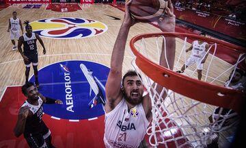 Mundobasket 2019 - Live Streaming: Σερβία - Τσεχία 90-81 (τελικό)