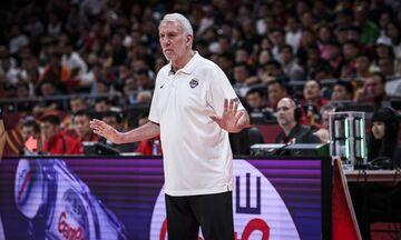 Πόποβιτς: «Δεν κατηγορώ όποιον δεν ήρθε - Υπήρξαν καλύτερες ομάδες»