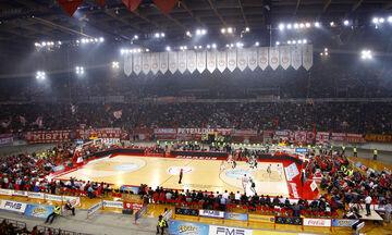Κερδίστε προσκλήσεις στα VIP του ΣΕΦ για τον αγώνα του Ολυμπιακού με τον «Ερυθρό Αστέρα»