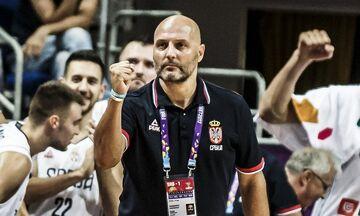 Τζόρτζεβιτς: «Φεύγω από τη θέση του προπονητή της Σερβίας»