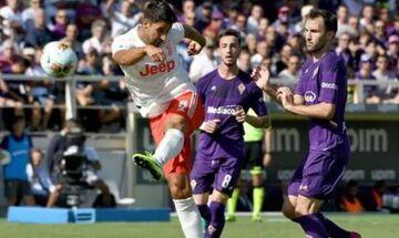 Serie A: Η Γιουβέντους έχασε βαθμούς και παίκτες στο 0-0 με Φιορεντίνα (highlights)