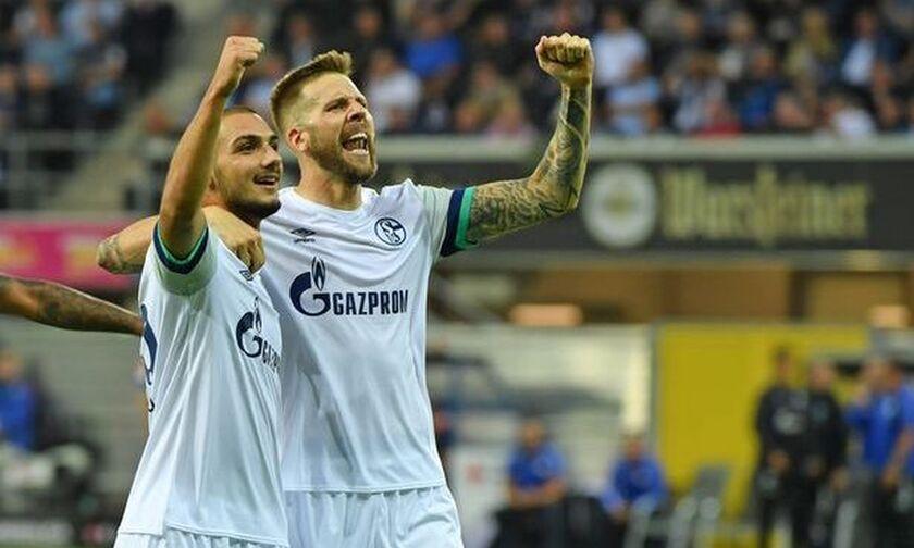Bundesliga: «Πεντάσφαιρη» η Σάλκε στην έδρα της Πάντερμπορν (1-5) (upd - highlights)