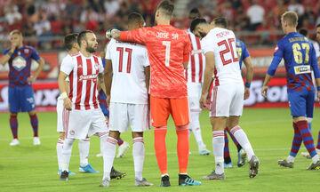 Ολυμπιακός - Βόλος 5-0  Κριτική παικτών: Ξαναμάγεψε ο Ματιέ, «δάγκωνε» ο Καμαρά!