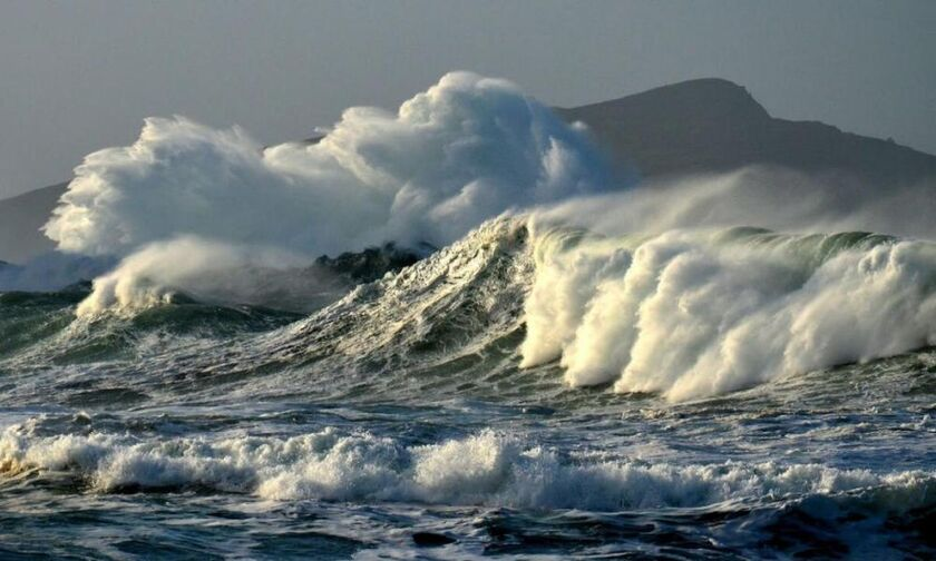 Καιρός: Θυελλώδεις άνεμοι και σήμερα - Σε ισχύ έκτακτο δελτίο θυελλωδών ανέμων