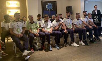 Η Κηφισιά κόντρα στο ρεύμα έκανε παρουσίαση τοπ επιπέδου στο Ecali Sports Club (vids)