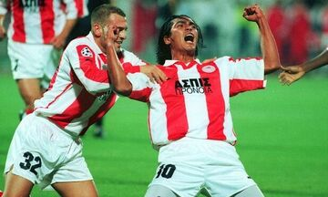 Ολυμπιακός - Ρεάλ Μαδρίτης 3-3: Είκοσι χρόνια από τη βραδιά που... κουνήθηκε το ΟΑΚΑ