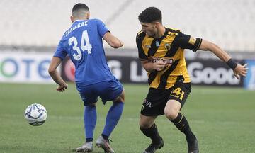 ΑΕΚ - Λαμία 2-0: «Καθάρισε» από το πρώτο ημίχρονο (highlights)