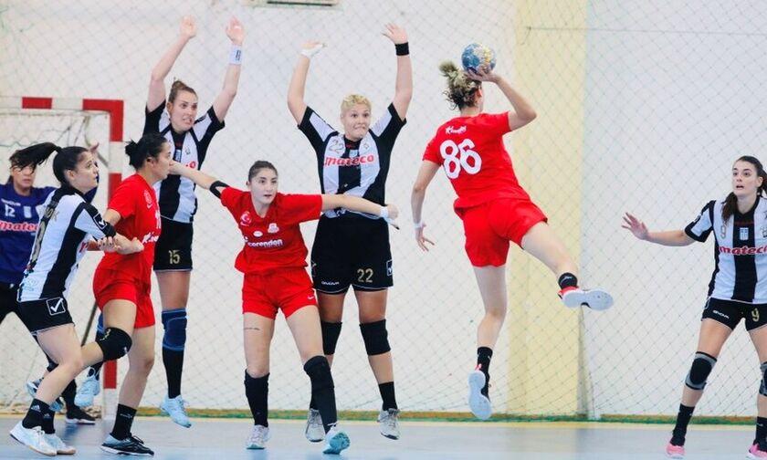 Ευρωπαϊκή πρόκριση για τον ΠΑΟΚ στο χάντμπολ γυναικών