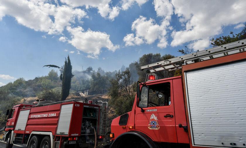 Και δεύτερη πυρκαγιά στην Ηλεία!