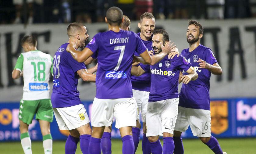 Άρης-Παναθηναϊκός 4-0: Τα γκολ  στο Χαριλάου (vids, highlights)