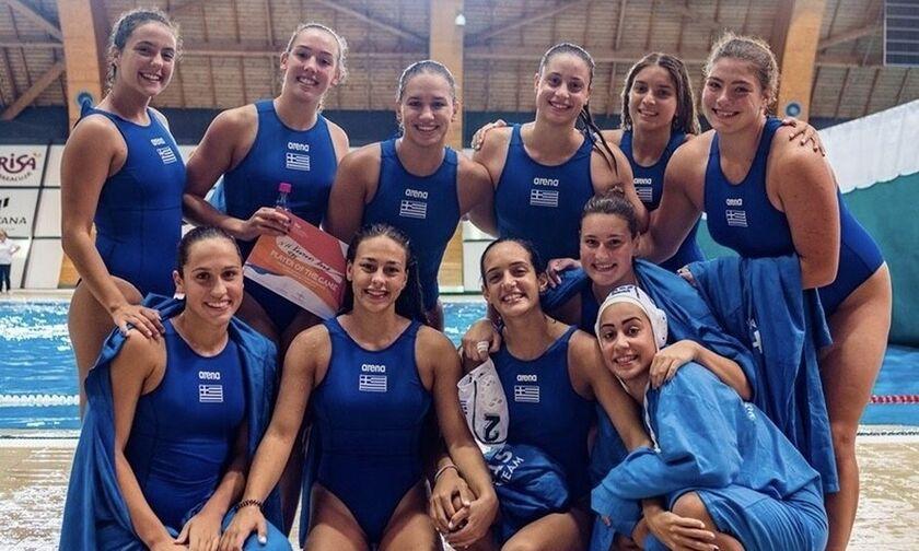 Τέταρτη η Ελλάδα στο Παγκόσμιο πόλο Νέων