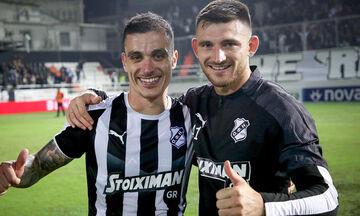 Super League 1: Τρεις Έλληνες οι πρώτοι σκόρερ!