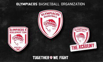 A2: Με ποιο όνομα θα αγωνίζεται ο Ολυμπιακός - Η επίσημη ανακοίνωση, το νέο σήμα!