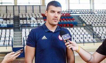Παντελάκης: «Στη Χαλκίδα με Μονπελιέ για την πρώτη νίκη!»