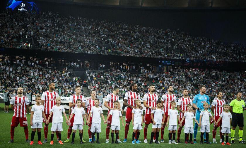 Ο Ολυμπιακός παίζει... μπάλα στα αστέρια της UEFA! (vid)