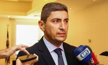 Συνάντηση του Αυγενάκη με την Ελληνική Ιστιοπλοϊκή Ομοσπονδία