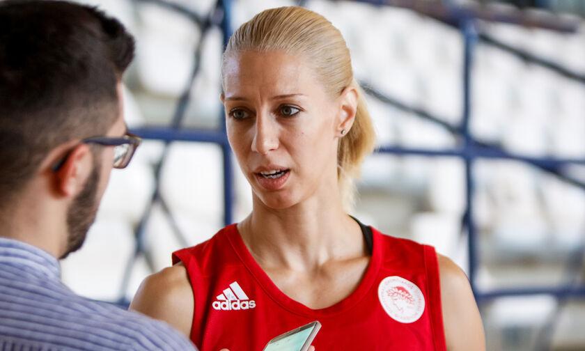 Ολυμπιακός: Η media day του τμήματος μπάσκετ γυναικών (pics)