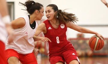 Στη Χαλκίδα ο αγώνας του Ολυμπιακού με την BLMA