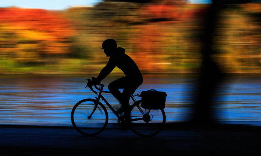 Πυροβόλησαν ποδηλάτη στη Θεσσαλονίκη