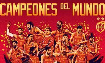 Αποθέωση για την πρωταθλήτρια κόσμου στην Μαδρίτη (vid)