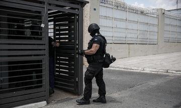 Έφοδος της αστυνομίας στο ψυχιατρείο Κορυδαλλού